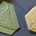 Mosaikfoldninger af Ian Harrison
