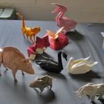 Dyr og fugle af diverse designere