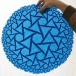07 Blå cirkel 1